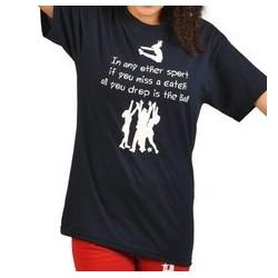 T-Shirt Basket Toss