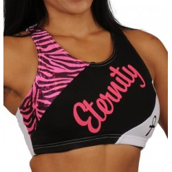 "Sport Bra ""Eternity"" wildcats"