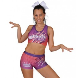 "Practice wear ""Eternity"" wildcats"