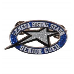 Pin's Rising Stars Senior Coed