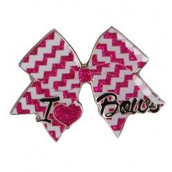 Pin's I Love Bows