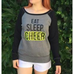 Hoodie Fierce Cheerleader