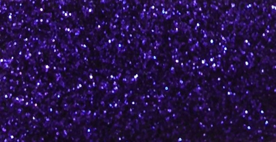 Heavy Glitter Royal